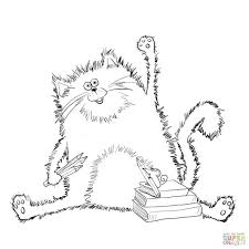 coloring pages cat coloring games warrior cats coloring pages