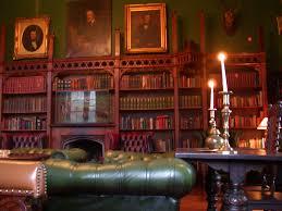 Victorian Room Decor Smoking Room Smoking Gentlemen Gentlemens Club Leather Sofa Sofas