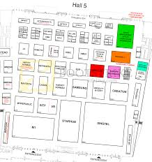 Expo Floor Plan Floor Plan Map Hall 5 Singapore Expo Sitex 2015 Sitex 2015