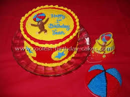 curious george cakes coolest curious george cake photos and tips