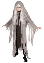 ghost costume child midnight ghost costume kids scary costumes