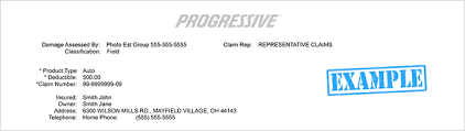 Insurance Estimate For Car by How To Read A Car Repair Estimate Progressive