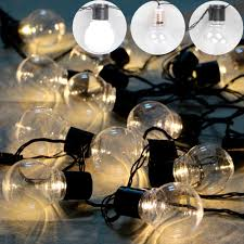 Clear Globe String Lights Outdoor by Plastic Globes For Outdoor Lights Photo Album Garden And Kitchen