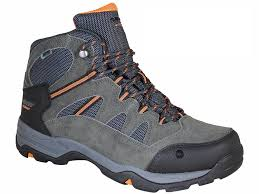 s waterproof walking boots size 9 hi tec s waterproof light hiking boots amazon co uk