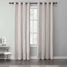 Bed Bath And Beyond Window Shades Buy White And Black Window Curtains From Bed Bath U0026 Beyond