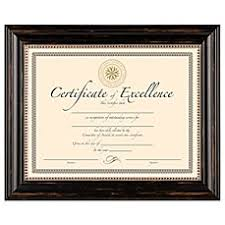document frame diploma certificate frames bed bath beyond
