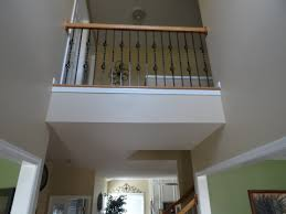 Replacing A Banister And Spindles The Iron Spindle Wrought Iron Baluster Remodeling Contractors