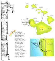 papakea resort map papakea resort kaanapali interest owners association