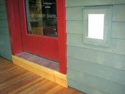 Installing Exterior Door Jamb Front Door Frame Replacement Installing Front Door Threshold How