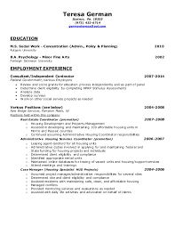 teresa german resume hr2015b