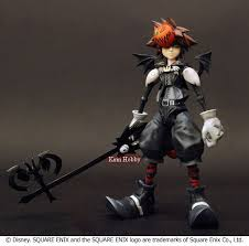 Kingdom Hearts Halloween Costumes Kingdom Hearts Play Arts Halloween Town Sora Action Figure