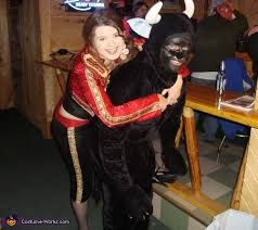 Bull Halloween Costume Matador Bull Couples Halloween Costume Photo 2 2
