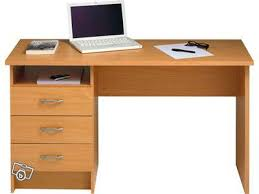 table de bureau conforama bureau 3 tiroirs conforama occasion