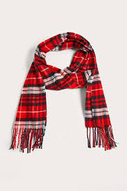 uo plaid scarf outfitters