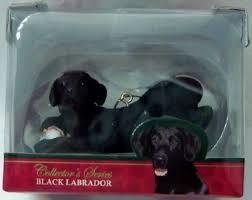 american canine association black lab le ornament