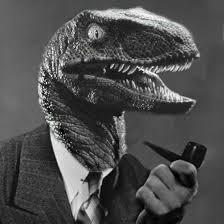 Raptor Meme Generator - dapper raptor meme generator
