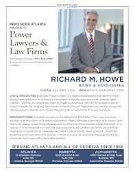Medical Power Of Attorney Georgia by Georgia Personal Injury Attorney Alpharetta Ga Howe U0026 Associates