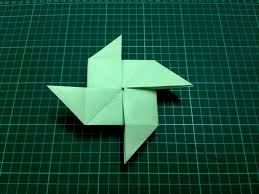 how to make origami paper pinwheel windmill origami paper