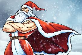learn how to draw anime santa clause christmas stuff seasonal