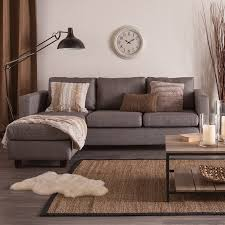 casa corner sofa grey jysk home decor corner