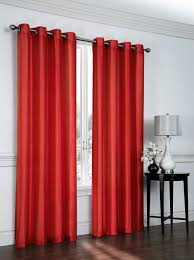 amazon com 2 piece faux silk grommet curtain panels 54