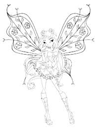 cute winx club coloring pages bestappsforkids com