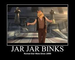 Jar Jar Binks Meme - jar jar binks by htfman114 on deviantart