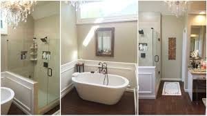 Bathroom Remodel Ideas 2014 Colors Master Bathroom Redo U0026 Tour Youtube