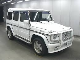 used mercedes benz benz g class for sale at pokal u2013 japanese used