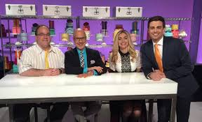 some cool wars cake wars guest judging food network s cake wars was a sweet treat gedblog