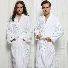 robes de chambres femmes 2017 longue unisexe hiver chaud robe de chambre femmes et hommes