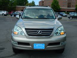 lexus gx470 gas mileage 2005 2005 lexus gx 470 falls church virginia crown auto group