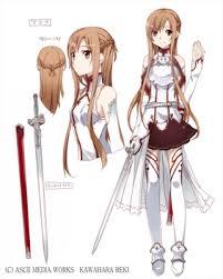 Sword Art Online Light Novel Asuna Sword Art Online Wikipedia