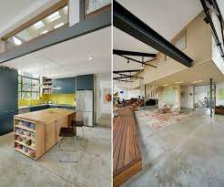 energy efficient home design melbourne architects upcycle 1960s warehouse into stunning energy