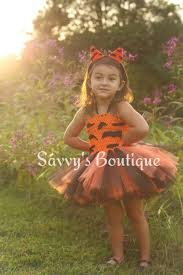 tiger toddler halloween costume tiger tutu dress halloween costume tiger costume baby girls