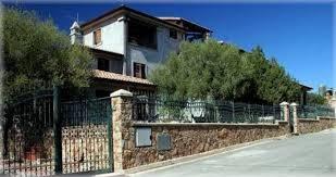 appartamenti in villa casa vacanza mare sardegna santa navarrese nuoro