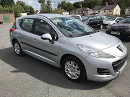peugeot for sale nz used peugeot 207 cars for sale in warrington cheshire motors co uk