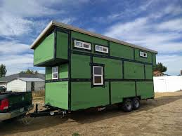 Tiny House On Gooseneck Trailer by Tiny Home Archives Einstyne Tiny Homes