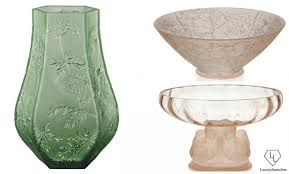 five must have pieces from lalique u0027s garden inspired autumn winter