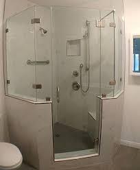 Frameless Slider Shower Doors Blizzard Frameless Frameless Shower Doors