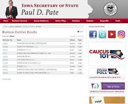 free iowa articles of incorporation templates ia secretary of state