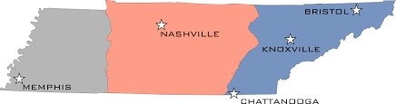 Eastern Tennessee Map by Maps Tn Entertainment Commission Tennessee Entertainment