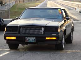 1987 buick gnx replica u0026 1987 buick grand national xstasy
