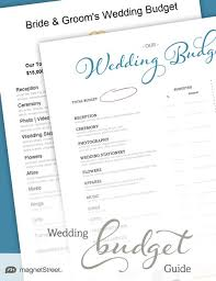 wedding budget guide free pdf guide to organize your budget