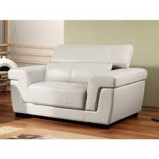 la maison du canape fauteuil cuir evasion la maison du canapé pas cher à prix auchan