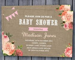 vintage baby shower invitations baby shower invitation birth announcement custom invite vintage