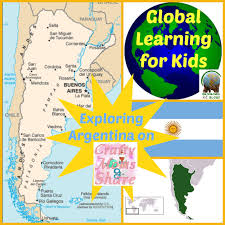 crafty moms share exploring argentina global learning for kids