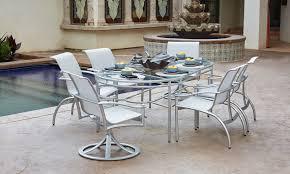 Aluminum Sling Patio Chairs Woodard Aluminum Patio Furniture Patiosusa Com