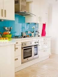 kitchen white kitchen blue backsplash ideas table accents