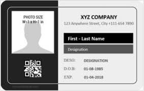 id card sle template word id card template expin franklinfire co